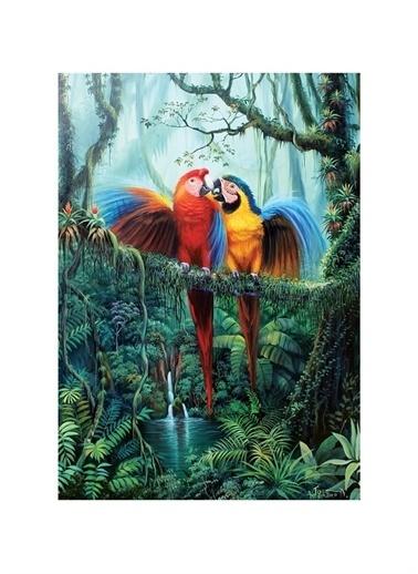 Art Puzzle Art Puzzle Ormanda Aşk - 260 Parça Puzzle Renkli